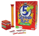 Top 10 Best Rated Party Board Games for Adults 2016-2017 Reviews | 5 Second Rule - Just Spit it Out!