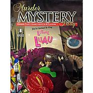 Top 10 Best Rated Party Board Games for Adults 2016-2017 Reviews | Murder Mystery Party - Lethal Luau