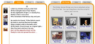 Primary Access. Take historical documents and create a movie or digital story