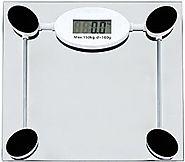 Best digital bathroom scales reviews a listly list for Big w bathroom scales