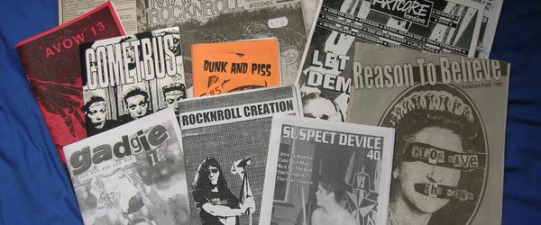 Zine Scene: 10 blogs filled with zine culture action