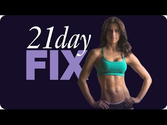 21 DAY FIX - Lose up to 15 lbs in 21 days!