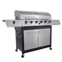 Best Infrared Grills Reviews and Ratings 2014 | Char Broil K6B 6-Burner 65,000 BTU Propane Gas Grill, with Sideburner