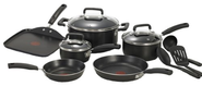 Best Budget Cookware Sets Reviews and Ratings 2014 | T-fal Signature Nonstick 12-Piece Cookware Set