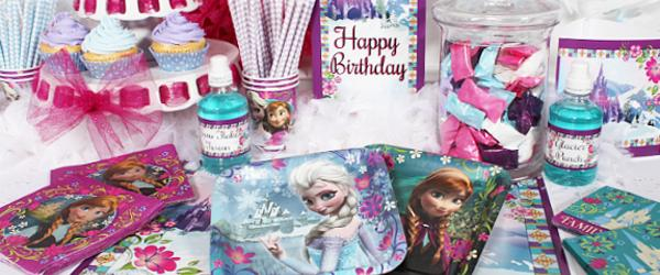 Top 10 Best Disney Frozen Birthday Party Supplies