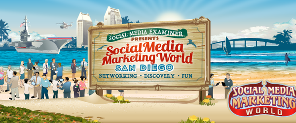 Headline for Social Media Marketing World 2014: Speakers List