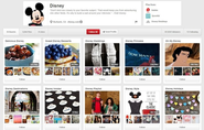 Disney w social media: Vine, YouTube, Pinterest, Instagram i inne