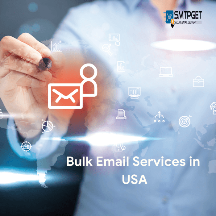 Mass Email Service