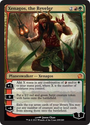 MTG Planeswalker Card List | Xenagos, the Reveler (209/249) - Theros