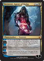 MTG Planeswalker Card List | Tezzeret, Agent of Bolas - Mirrodin Besieged