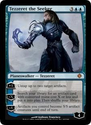 MTG Planeswalker Card List | Tezzeret the Seeker - Shards of Alara