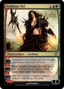 MTG Planeswalker Card List | Sarkhan Vol - Shards of Alara