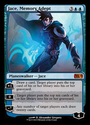 MTG Planeswalker Card List | Jace, Memory Adept - Magic 2014