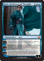 MTG Planeswalker Card List | Jace, Architect of Thought (44) - Return to Ravnica