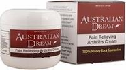 Australian Dream Pain Relieving Arthritis Cream Reviews 2014