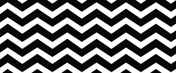 Best Black and White Chevron Shower Curtain | A Listly List
