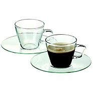 Simax Presso Espresso Cup with Saucer - Kitchen Things
