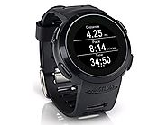 Best GPS Watch for Running and Cycling | Magellan Echo Smart Sports Watch (Black)