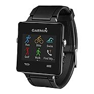 Best GPS Watch for Running and Cycling | Garmin Vivoactive Black