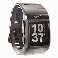 Best GPS Watch for Running and Cycling | Nike+ SportWatch GPS Powered by TomTom (Black)
