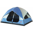 Quality Tents and Tent Kits 2014 | Suisse Sport Yosemite 5 Person 2 Room Dome Tent 10' x 8'