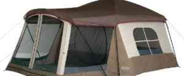 Headline for Quality Tents and Tent Kits 2014