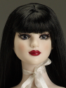 "Tonner Top 12 - Best Sales Tonner Doll Company - Sept 8 | Deluxe Goth Basic 22"" American Model™ 