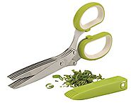 Hand Salad Chopper: Vegetable Choppers | Best Hand Salad Choppers for Lettuce, Onions, Tomatoes and Fruit