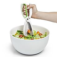 Hand Salad Chopper: Vegetable Choppers | Top Rated Hand Salad Choppers for Fast and Easy Salad Preparation