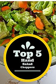 Best Hand Salad Choppers Ratings and Reviews