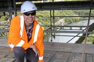 To Do's | Victoria Bridge path upgrade making strides up high