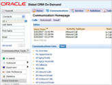 Oracle Contact On Demand