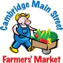 Cambridge Main Street - FARMERS MARKET
