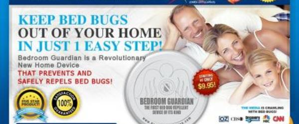 Headline for Bedroom Guardian Stop Bed Bugs