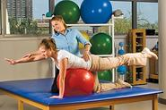 Physical Therapy Equipment Steps, Stick And Pulley | Physical Therapy
