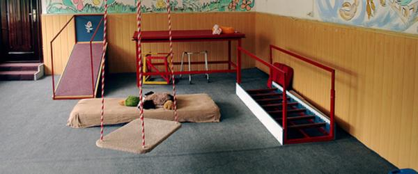 Headline for Physical Therapy Equipment Steps, Stick And Pulley