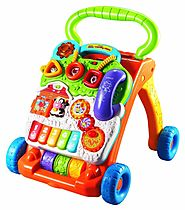 Best Educational/Learning Toys for Toddlers - Girls And Boys | VTech Sit-to-Stand Learning Walker Review