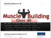 Muscle Building Over 40