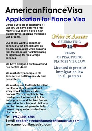 Requirements for fiance visa in the us a listly list for Documents checklist visa 600