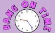 Elementary Math Websites To Practice Telling Time | Clock Words