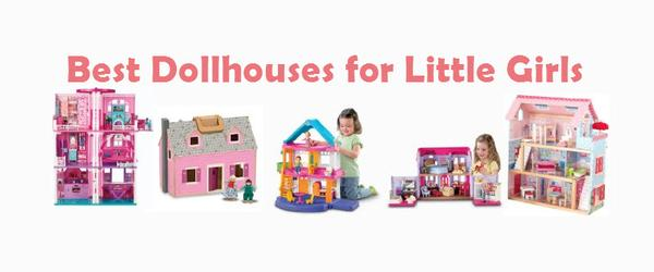 Headline for Best-Rated Inexpensive Dollhouses for Little Girls (and Toddlers too!)
