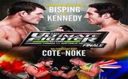 UFC Fight Night: Bisping vs Kennedy Live Stream - TUF Nations Finale
