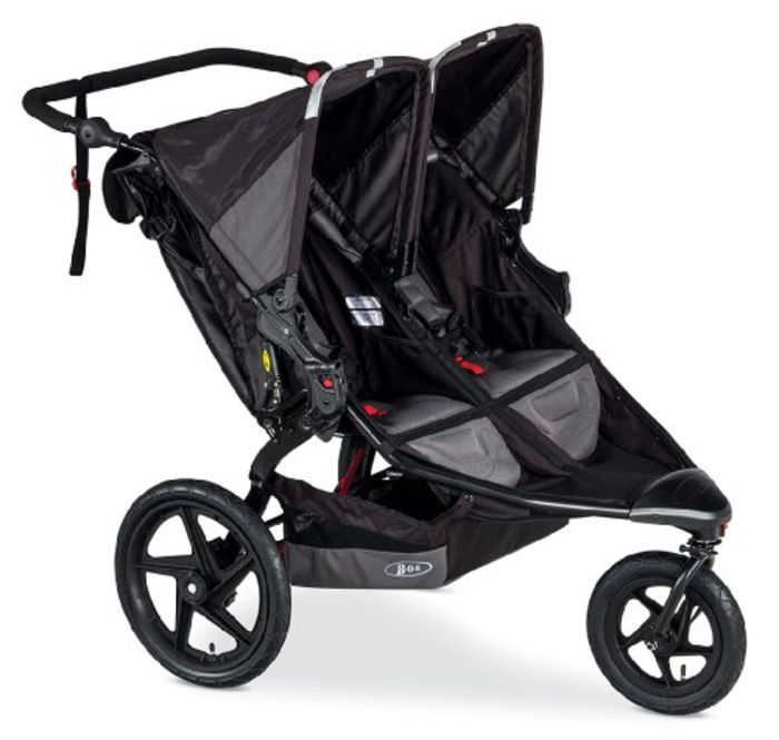 Best Double Jogging Stroller Reviews and Ratings