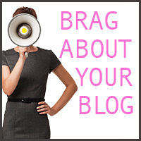 Headline for BIG Brag About Your Blog List