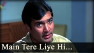 Best of Rajesh Khanna Hit Songs | Maine Tere Liye Hi Saat Rang Ke