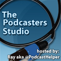 Podcasts about podcasting | The Podcasters Studio