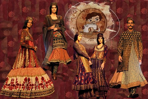 15 of the Top Indian Fashion Designers