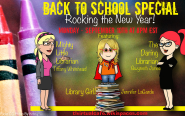 Back to School Update | Mighty Little Librarian