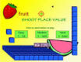 Fruit Shoot Place Value