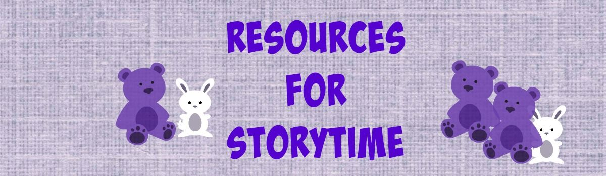 Useful Resources for Library Storytime